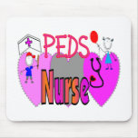 Pediatric Nurse Gifts, Unique Fun Designs Mouse Mat