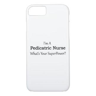 Pediatric Nurse iPhone 7 Case