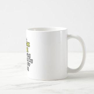 Pediatric Nurse Joke .. Drink for a Living Classic White Coffee Mug