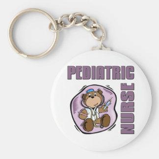 Pediatric Nurse Key Chains