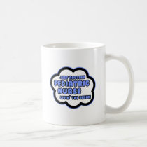 Pediatric Nurse .. Livin' The Dream Classic White Coffee Mug