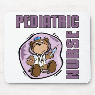 Pediatric Nurse Mouse Pad