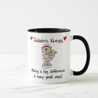 Pediatric Nurse Mug