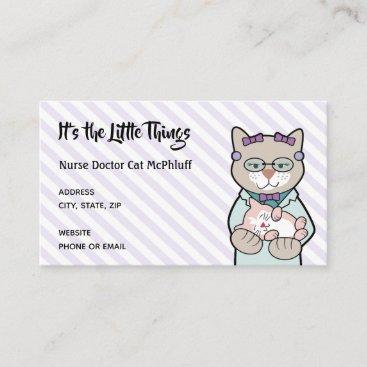 Pediatric Nurse Obstetrics Calling Card