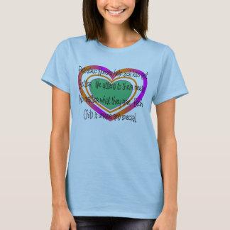 pediatric nurse poem heart T-Shirt