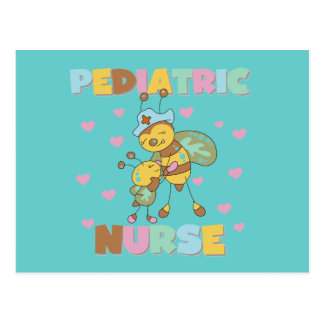 Pediatric Nurse T-shirts and Gifts Postcard