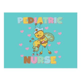 Pediatric Nurse T-shirts and Gifts Postcard