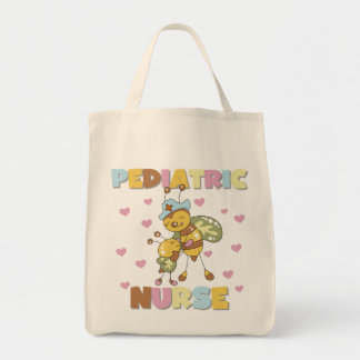 Pediatric Nurse T-shirts and Gifts Tote Bag