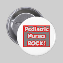 Pediatric Nurses Rock! Pins