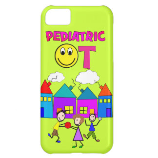 Pediatric Occupational Therapist 5C iPhone Case Cover For iPhone 5C