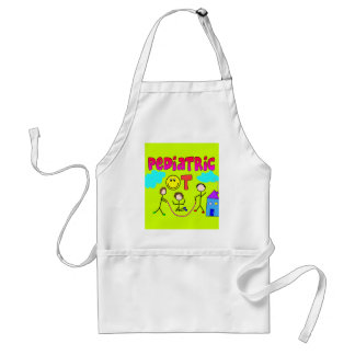 Pediatric Occupational Therapist Gifts Adult Apron