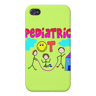 Pediatric Occupational Therapist Gifts iPhone 4/4S Cases