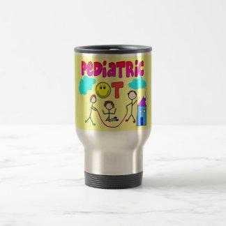 Pediatric Occupational Therapist Gifts Travel Mug