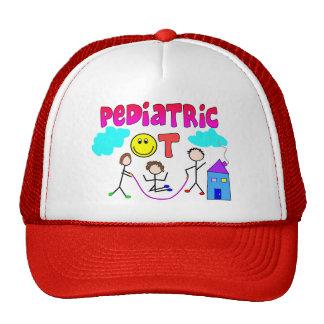 Pediatric Occupational Therapist Gifts Trucker Hat