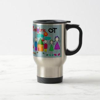 Pediatric Occupational Therapist Mugs II