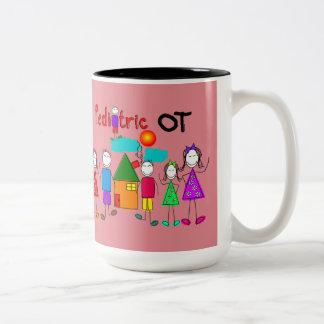 Pediatric Occupational Therapist Mugs IV