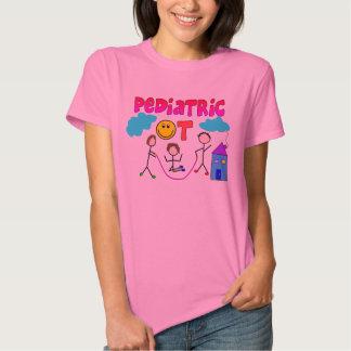 Pediatric Occupational Therapist T-Shirts 2