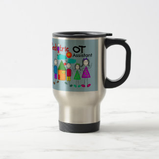 Pediatric Occupational Therapy Assistant Mugs II