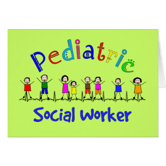 Pediatric Social Worker Gifts Card
