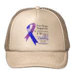 Pediatric Stroke Support Hope Awareness Trucker Hat