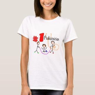 Pediatrician #1 Adorable Kids Design Gifts T-Shirt