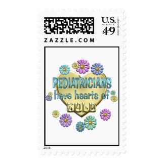 Pediatrician Appreciation Stamp