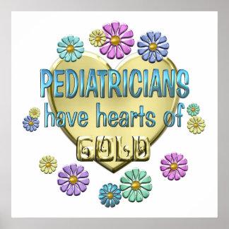 Pediatrician Appreciation Poster