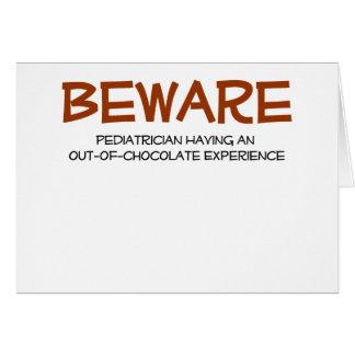 Pediatrician Card