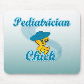Pediatrician Chick #3 Mousepad