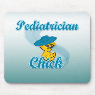 Pediatrician Chick #3 Mouse Pads