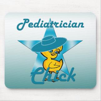 Pediatrician Chick #7 Mouse Pad