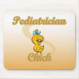 Pediatrician Chick Mouse Pad