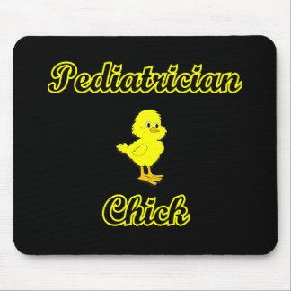 Pediatrician Chick Mousepad