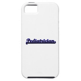 Pediatrician Classic Job Design iPhone 5 Cover