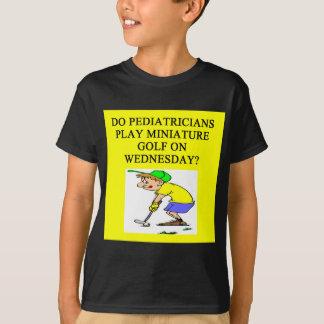 pediatrician doctor physician joke T-Shirt