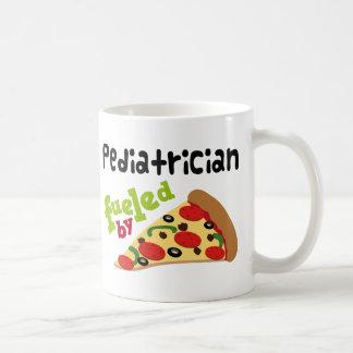 Pediatrician (Funny) Pizza Coffee Mug