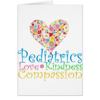 Pediatrician Gifts Card