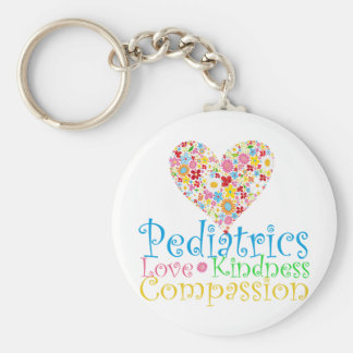 Pediatrician Gifts Keychain