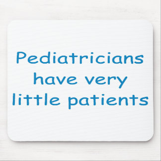 Pediatrician Mouse Pad