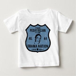Pediatrician Obama Nation Baby T-Shirt