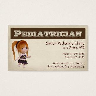 Children Pediatricians Business Cards & Templates | Zazzle