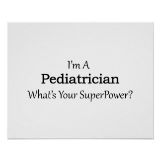 Pediatrician Poster