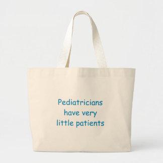 Pediatrician Tote Bag