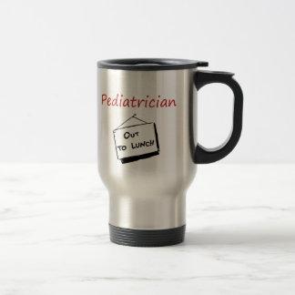 Pediatrician Travel Mug
