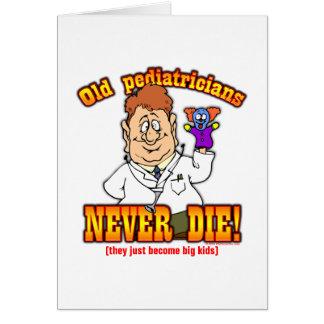 Pediatricians Cards