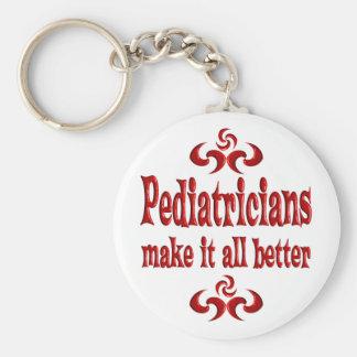 PEDIATRICIANS MAKE IT ALL BETTER KEY CHAINS