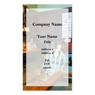 Pediatrician's Office Business Card Template