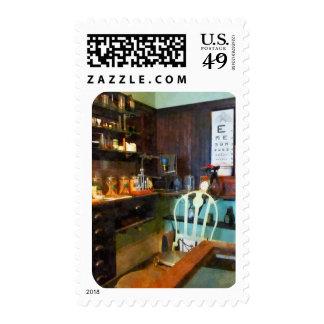 Pediatrician's Office Stamp