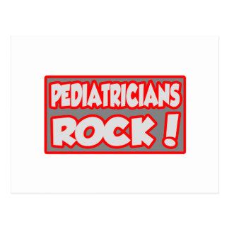 Pediatricians Rock! Post Cards