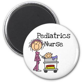 Pediatrics Nurse T-shirts and Gifts Magnet